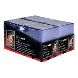 "Ultra Pro: 3"" x 4"" Regular Toploaders & Card Sleeves (5)"