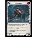 007 - Biting Gale  - Red - Rainbow Foil