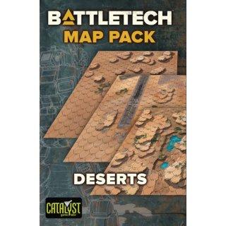BattleTech: MapPack- Deserts