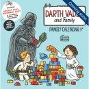 Star Wars: Darth Vader and Family 2022 Wall Calendar - EN