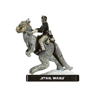 09 Han Solo on Tauntaun