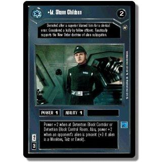 Lt. Shann Childsen Dark Side