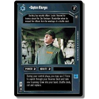 Captain Khurgee Dark Side