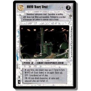 M-HYD Binary Droid Light Side