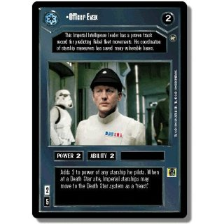 Officer Evax Dark Side