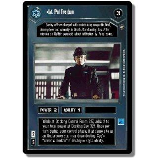 Lt. Pol Treidum Dark Side