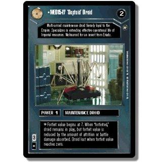 WED15-I7 Septoid Droid Dark Side