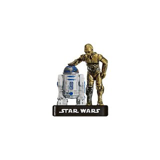 05 C-3P0 and R2-D2