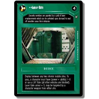Laser Gate Dark Side