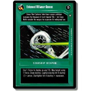 Enhanced TIE Laser Cannon Dark Side