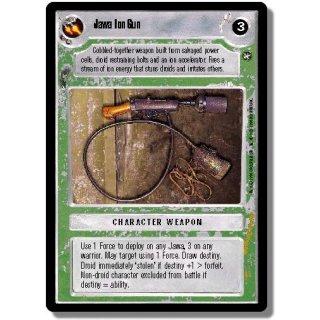 Jawa Ion Gun Light Side