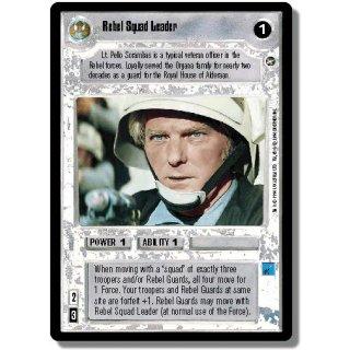 Rebel Squad Leader Light Side