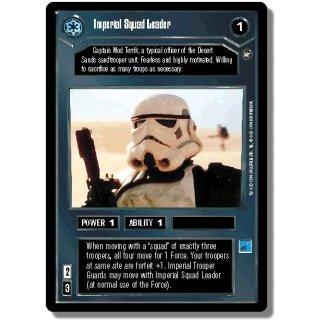 Imperial Squad Leader Dark Side