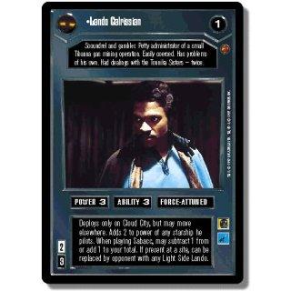 Lando Calrissian (D)