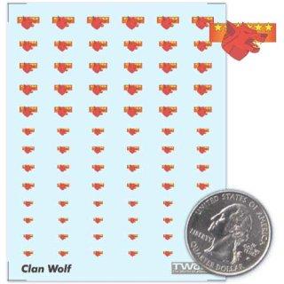 Clan Wolf - Decals