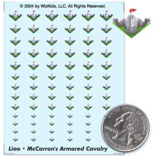 House Liao - McCarrons Armored Cavalry Decals