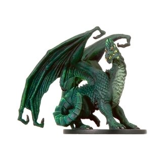38 Large Green Dragon