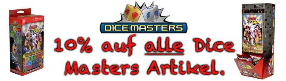 """Gutscheincode: """"Dice Madness!"""""""