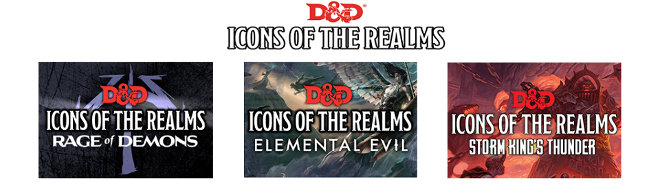 D&D Icons of the Realms