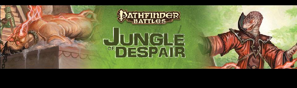 Pathfinder Battles:
