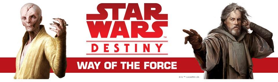Star Wars Destiny: